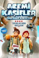 Acemi Kaşifler: Görevimiz Kocaayak izle Türkçe Dublajlı